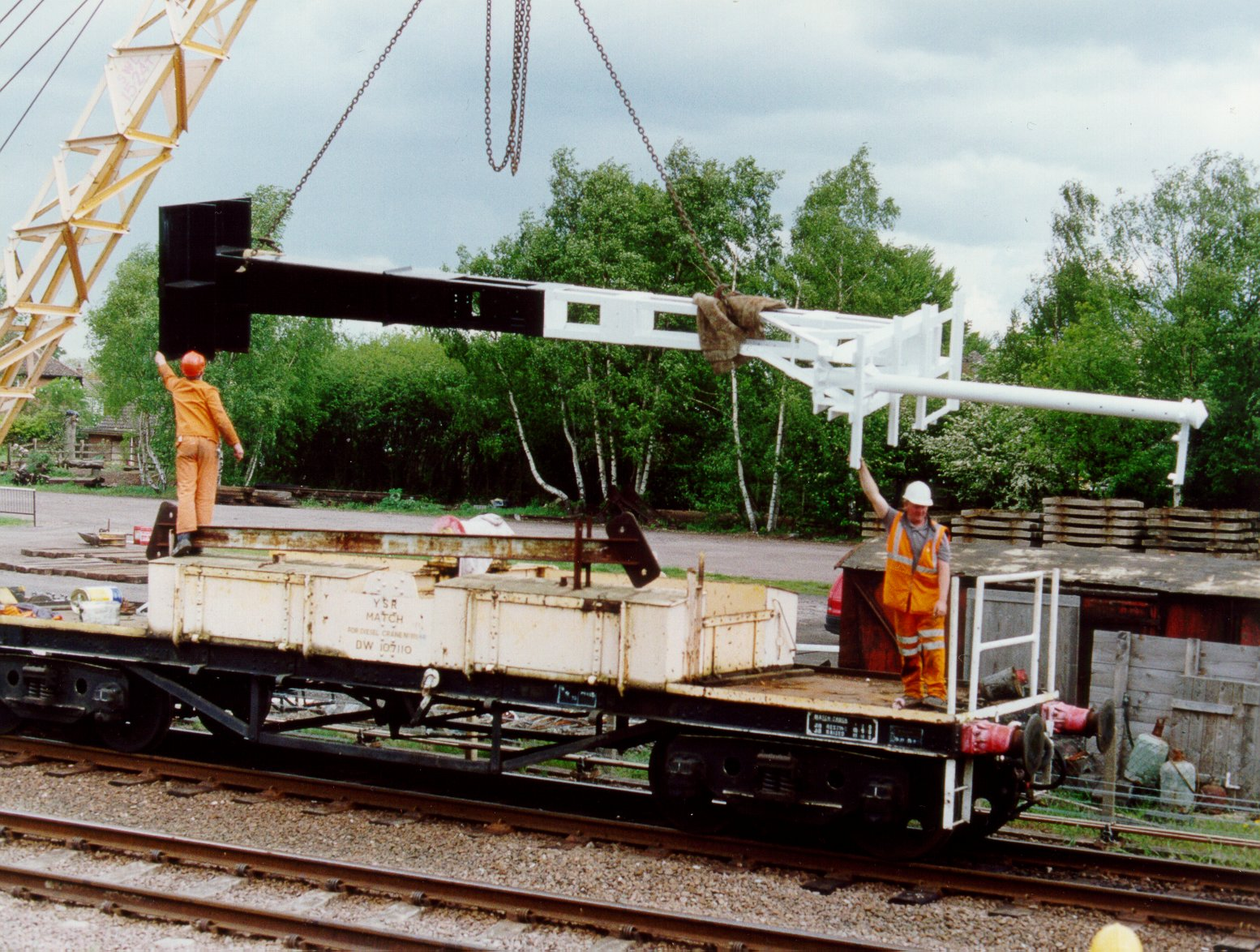 GCR S&T 2003 Working Week