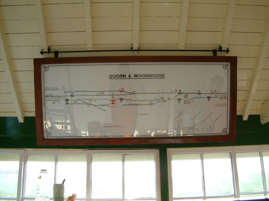 Quorn And Woodhouse Resignalling